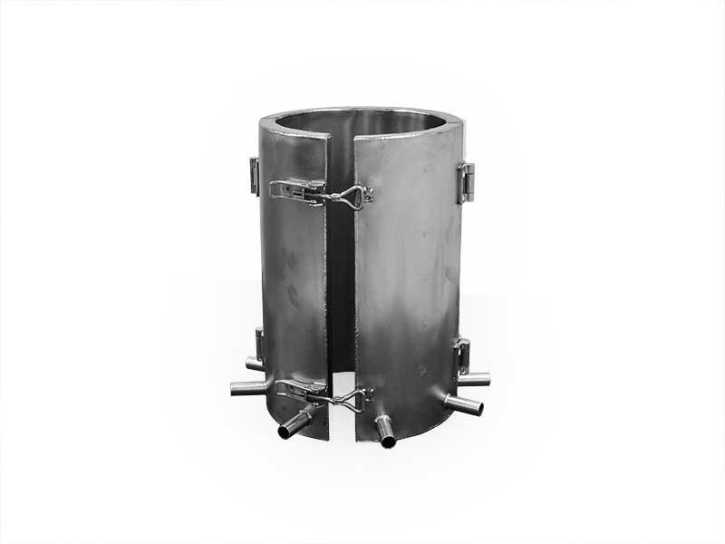 Schweißbaugruppe Wasserkühler