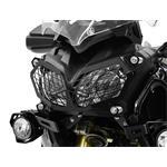 ZIEGER Scheinwerferschutz Yamaha XT 1200 Z Super Ténéré BJ 2014-19 schwarz