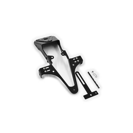 yamaha mt 125 mt125 bj 2014 18 kennzeichenhalter kennzeichentr ger highsider ebay. Black Bedroom Furniture Sets. Home Design Ideas