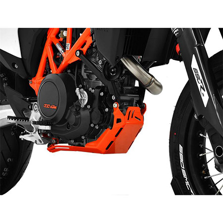 Motorschutz KTM 690 Enduro SMC / R ab BJ 2019- orange