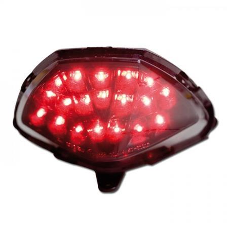 LED Rücklicht Honda CBR 125 R / 250 R BJ 2011-13 getönt E-geprüft