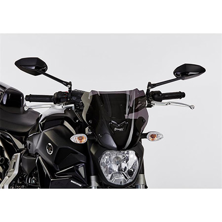 ERMAX Naked-Bike-Scheibe Yamaha MT-07 BJ 2013-18