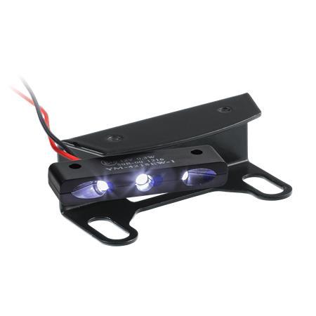 Mini LED Kennzeichenbeleuchtung mit Halter für Kennzeichenhalter neues Design