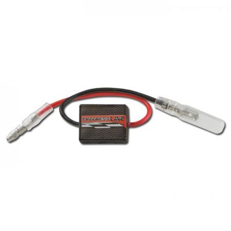 Blinkrelais digital 5-16V/0,1-90W, lastunabhängig, 10 Amp