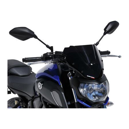 ERMAX Naked-Bike-Scheibe-Sport Yamaha MT-07 BJ 2017-18