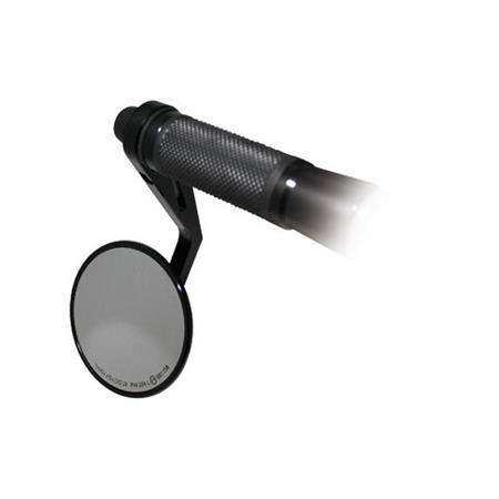 Lenkerendenspiegel MONTANA schwarz E-gepr. Paar