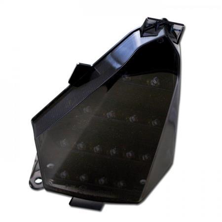 LED Rücklicht Yamaha YZF-R6 BJ 2008-15 getönt E-geprüft