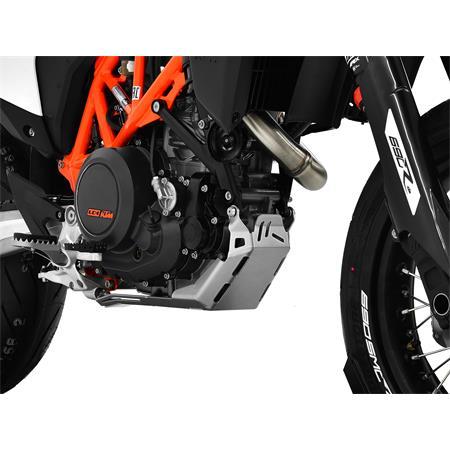 Motorschutz KTM 690 Enduro SMC / R ab BJ 2019 silber