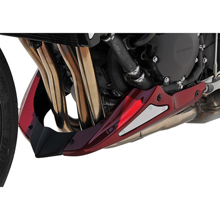 Bodystyle Sportsline Bugspoiler Honda CB 1000 R BJ 2018-19 rot