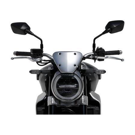 Bodystyle Sportsline Scheinwerferverkleidung Honda CB 1000 R BJ 2018 silber