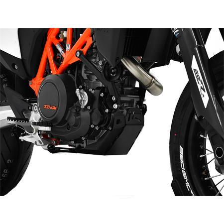 Motorschutz KTM 690 Enduro SMC / R ab BJ 2019 schwarz