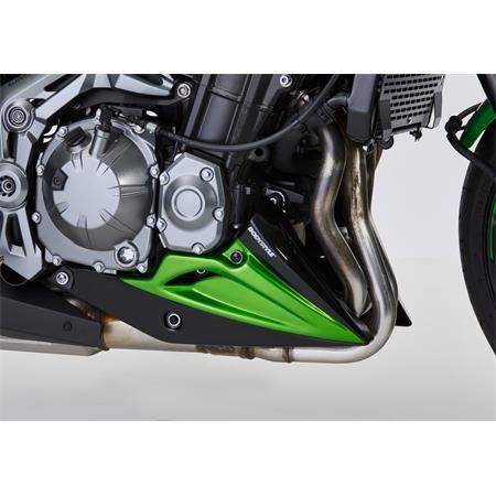 Bodystyle Sportsline Bugspoiler Kawasaki Z 900 BJ 2019 grün