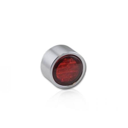 LED-Einbaurücklicht Twenty rot  inklusive passenden Gehäuse