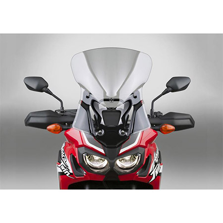 NATIONAL CYCLE Windshield VStream Honda CRF 1000 L Africa Twin / Adventure Sports BJ 2016-19