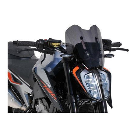 ERMAX Naked-Bike-Scheibe Sport KTM 790 Duke BJ 2018-19