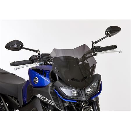 ERMAX Naked-Bike-Scheibe-Sport Yamaha MT-09 BJ 2017-19