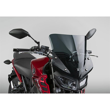 NATIONAL CYCLE Windshield VStream Yamaha MT-09 BJ 2017-19