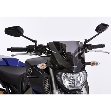 ERMAX Naked-Bike-Scheibe Yamaha MT-09 BJ 2013-16