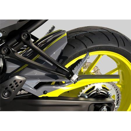 BODYSTYLE Sportsline Hinterradabdeckung Yamaha MT-09 BJ 2014-16 orange