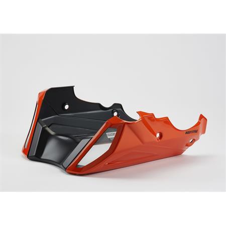 Bodystyle Sportsline Bugspoiler Yamaha MT-09 / Tracer 900 (RN29) BJ 2014-16 orange