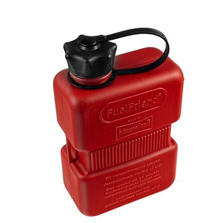 Benzinkanister Fuel Friend 1,0 Ltr. HD-PE rot