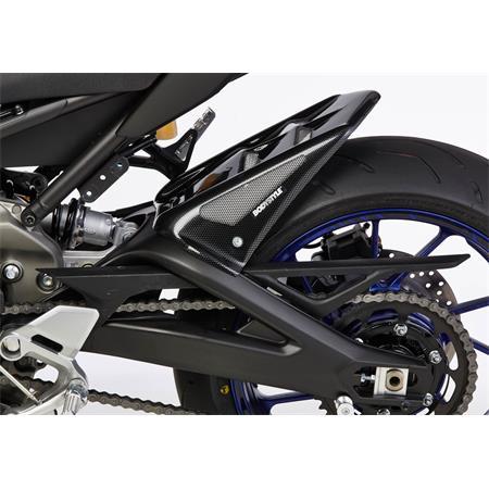 BODYSTYLE Raceline Hinterradabdeckung Yamaha MT-09 BJ 2017-19 Carbon Look