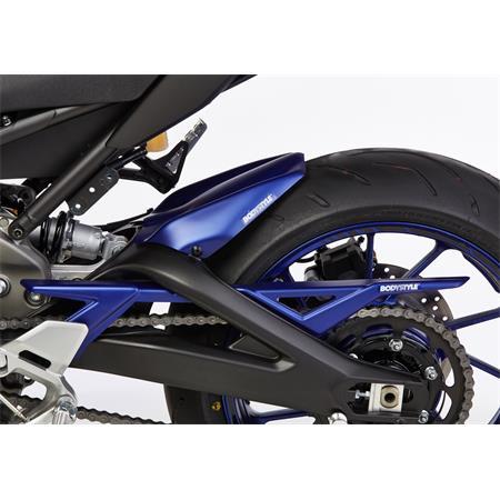 BODYSTYLE Sportsline Hinterradabdeckung Yamaha MT-09 BJ 2017-19 blau