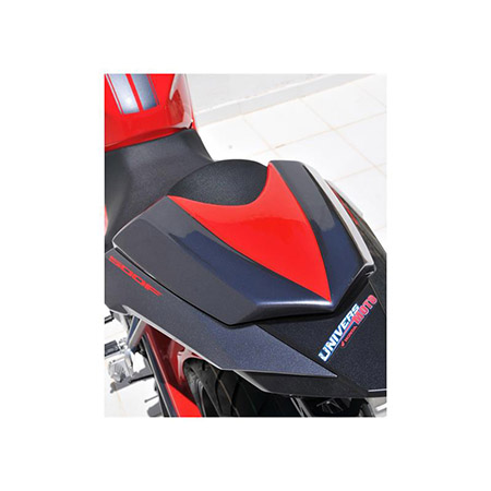 BODYSTYLE Sportsline Sitzkeil Honda CBR 500 R BJ 2019 grau