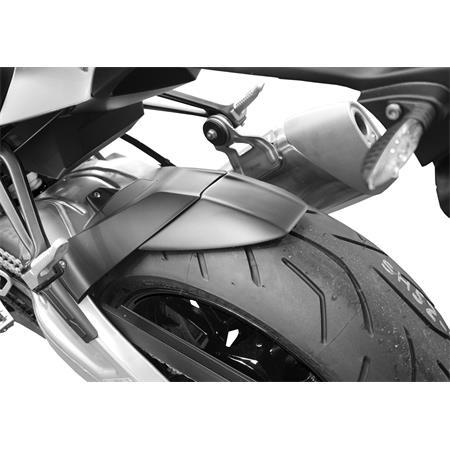 BODYSTYLE Hinterradabdeckungsverlängerung BMW S 1000 R BJ 14-19 schwarz