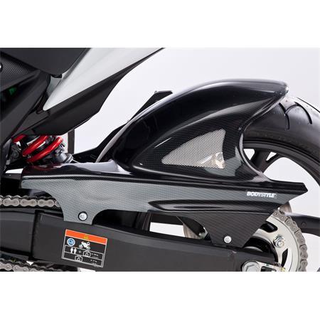 BODYSTYLE Raceline Hinterradabdeckung HONDA Integra 700 BJ 2012-13 / NC 700 S/X BJ 2012-13 / NC 750 S/X BJ 2014-19 Carbon Look