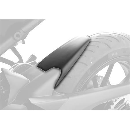 BODYSTYLE Hinterradabdeckungsverlängerung Yamaha XSR 700 BJ 16-19 schwarz
