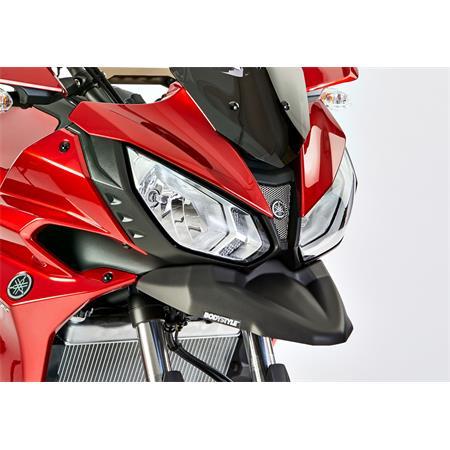 Bodystyle Schnabelverlängerung Yamaha MT-07 Tracer BJ 2016-19 schwarz