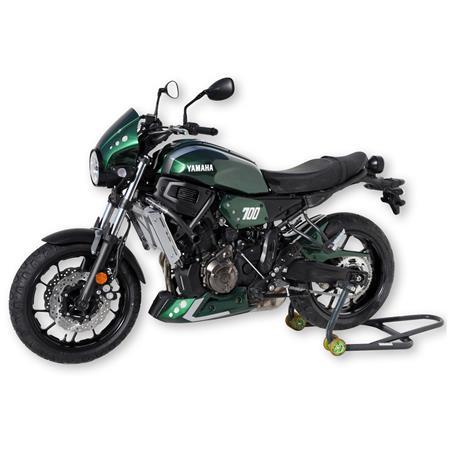 Bodystyle Sportsline Bugspoiler Yamaha XSR 700 BJ 2016-19 schwarz