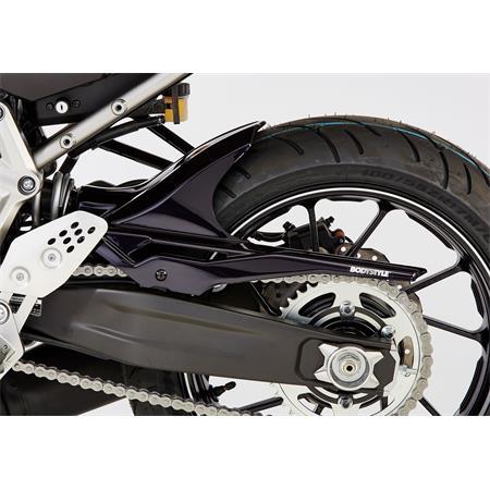 BODYSTYLE Sportsline Hinterradabdeckung Yamaha XSR 700 BJ 2016-19 schwarz