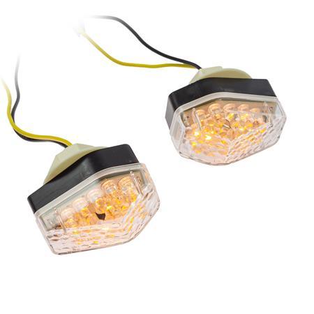 LED-Verkleidungsblinker Suzuki Paar