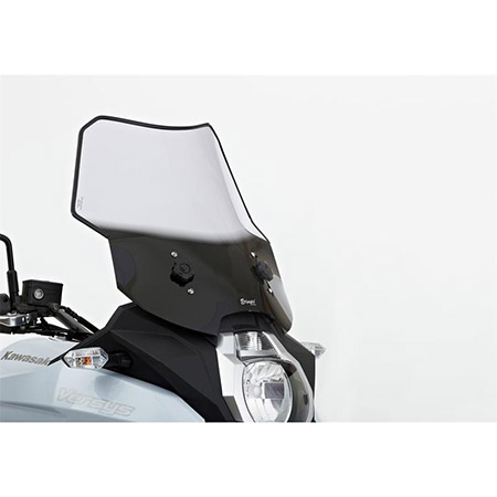 ERMAX Windschutz-Scheibe Kawasaki Versys 650 BJ 2015-19 / Versys 1000 BJ 2012-19