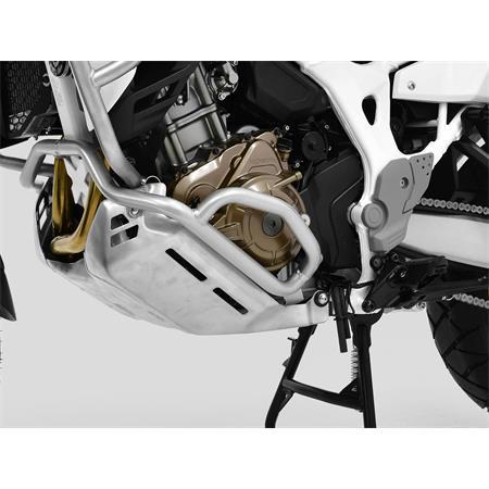 ZIEGER Sturzbügel Honda CRF 1000 L Africa Twin Adventure Sports BJ 2018-19 silber