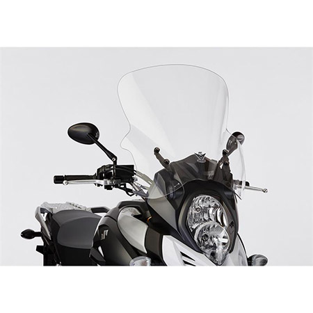 NATIONAL CYCLE Windshield VStream Suzuki DL 1000 V-Strom BJ 2014-19 / DL 1000 V-Strom XT BJ 2017-19