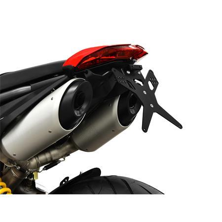Kennzeichenhalter Ducati Hypermotard 950 BJ 2019-20 X-Line