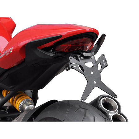 Kennzeichenhalter Ducati Monster 821 BJ 2014-16 X-Line