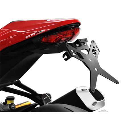 Kennzeichenhalter Ducati Monster 1200 R BJ 2016-19 X-Line