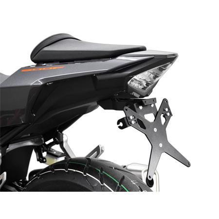Kennzeichenhalter Honda CB 500 F BJ 2016-19 / CBR 500 R BJ 2016-19 X-Line