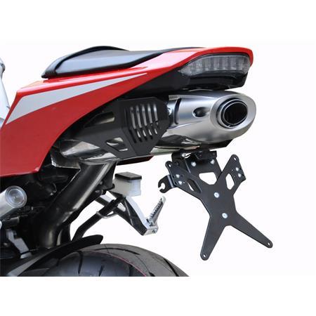 Kennzeichenhalter Honda CBR 600 RR BJ 2013-17 X-Line