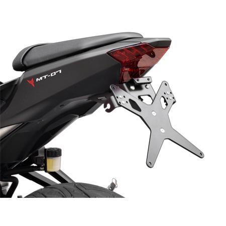 Zieger X-Line Kennzeichenhalter Yamaha MT-07 BJ 2013-20
