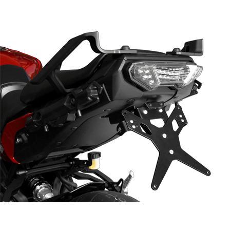 Zieger X-Line Kennzeichenhalter Yamaha MT-09 Tracer BJ 2015-19