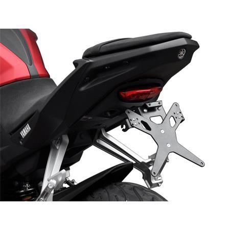Zieger X-Line Kennzeichenhalter Yamaha MT-125 BJ 2014-19