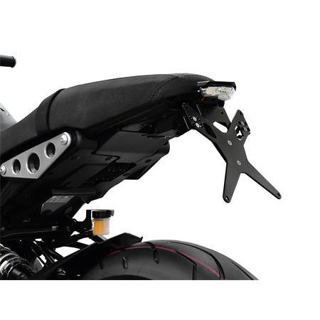Zieger X-Line Kennzeichenhalter Yamaha XSR 900 BJ 2016-19