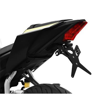 Zieger X-Line Kennzeichenhalter Yamaha YZF-R125 BJ 2019-20