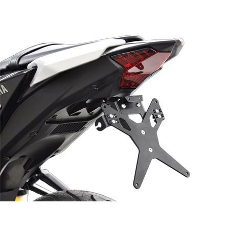 Zieger X-Line Kennzeichenhalter Yamaha YZF-R3 320 BJ 2015-18 / MT-03 BJ 2016-18