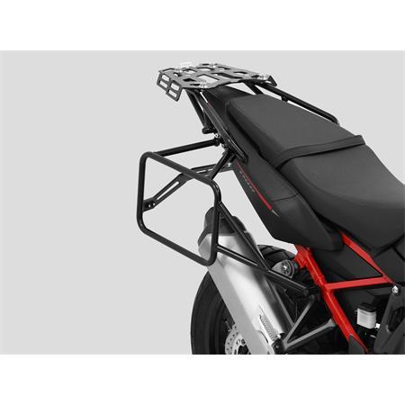 ZIEGER Kofferträgerset Honda CRF 1100 L Africa Twin BJ 2020-21 schwarz